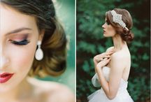 Eventspiration- I Do Beauty / Hair Makeup and Beauty ideas / by Just Save the Date Event Planning and Design