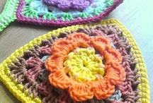 Crochet - flags