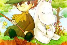 Moomins <3