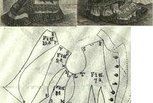 1870 wykroje