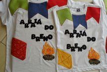 camisas de São João