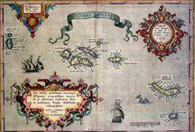 Historical maps, photos
