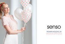 Wiosna Lato 2016 w kolekcji Senso
