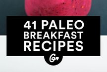 Paleo ideas and recipes