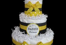 Diaper Cakes / by Maria Wooley
