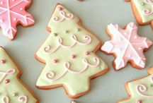 Christmas cookies & candys