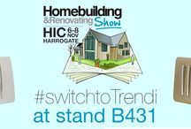 Exhibitions 2015 / Northern Homebuilding & Renovating Show, Harrogate, 6-8 Nov, stand B431