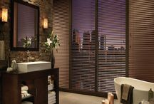 Modern Precious Metals Aluminum Blinds / Back to the basics Our aluminum blinds are an economical assortment offered in a wide selection of sizes and colors. A beveled headrail is standard for that clean, traditional look with Celebrity® Aluminum Blinds