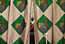 · curtains · / #drapes #hanging clothes