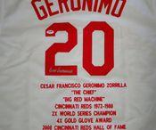 Cincinnati Reds Memorabilia