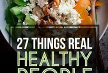 Food, recipes