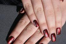 Decal nail art