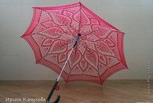 paraplu  haken