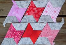 Paper piecing / paper piecing patterns, tips and tricks