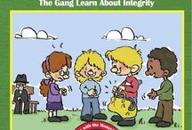 Money Story Books for children