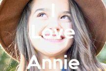 Annie leblanc✨