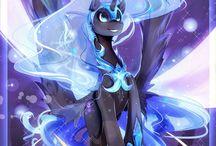Luna/Nightmare Moon / Best princess pony