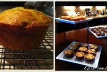 muffins,scones- sweet or savoury / Gluten free