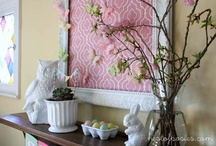 Ideas for mantel / by Andrea Kelley