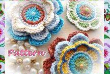 Needlework I plan to do / Knitting and Crochet Patterns