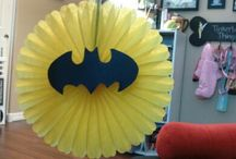 Batman & comic party ideas