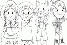 Personajes cuentos