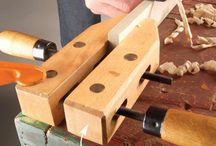 Столярная мастерская / Joiner's workshop  Оборудование столярной мастерской, интересные приспособление и инструменты для столярной мастерской.