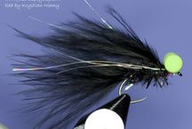 Fly Tying: Boobies, Blobs and Buzzers