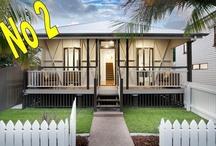 Queenslander Homes / by Cheyenne Morrison
