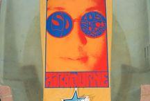 """Airbourne NOS Allen Losi skateboard deck""""SC"""" #Airbourne"""