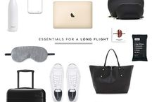 Travel Essentials/Packing
