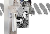Fashion cultures x Illustration lookbook