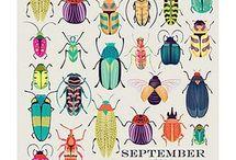 Bugs inspirations