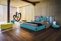 Bedroom Designs / Bedrooms come in all styles, shapes, and sizes, so how do you design your own? We've got your bedroom decorating inspiration here.  There's an idea for everyone.!