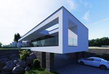 benuska topinka architekti / architects, contemporary, architecture, houses, urban design, residental