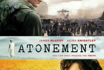 Atonement [film] / I'm enthralled with this film. It's so stunning.