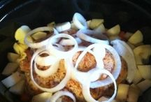 Crock Pot ideas / by Christy Briand