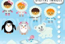 Clipart 13 by Revidevi / Cute clipart by Revidevi