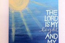 Lord is my light and salvation