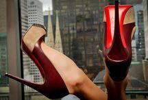 Shoes   / by Saskia Buteau
