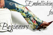 embellishing