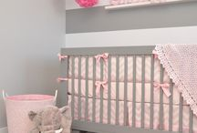 Pink And Grey Bedroom Kids