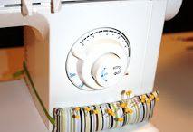 Polštář pro šicí stroj