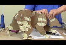Paper Mache Techniques
