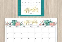 Calendars and Schedules