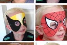 masques garçons