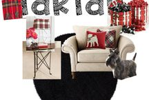 Polyvore Styling + Staging / Rooms styled ... sources & prices included