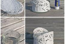 Ideas: Glass Jars / by Kerryn Currie