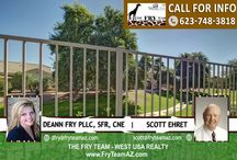 """SOLD! Spacious Green Belt Lot in Markwood / 3561 S Salt Cedar Street, Chandler, AZ 85286 