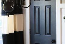 Door and architrave design